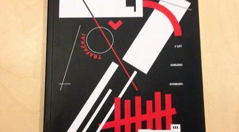 """""""7"""" - Katalog k výstavě oslavující výročí Trafačky"""