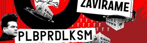 8: PLBPRDLKSM - narozeninová oslava, výstava bývalých, současných rezidentů a přátel Trafačky, rozlučka s prostorem a mikulášská party v maskách