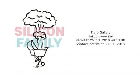 Jakub Janovský: Silicon Family (26. 10. - 27. 11. 2016)