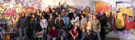 Graffiti / HipHop Workshop