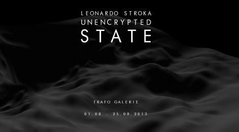 Leo Stroka: Unencryptic state